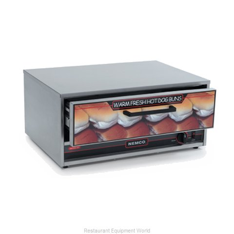 Connolly Roll-A-Grill by Nemco 8045N-BW-230 Bun Warmer