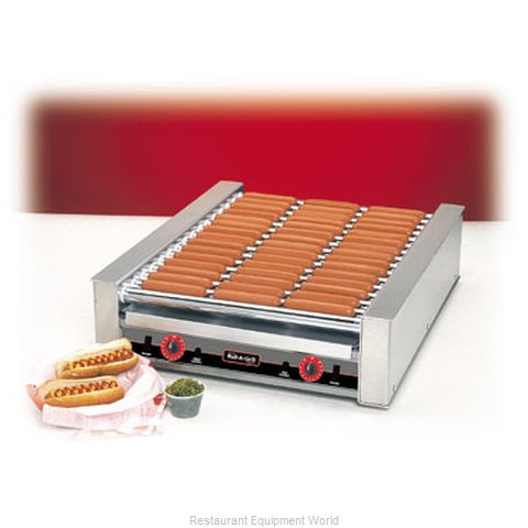 Connolly Roll-A-Grill by Nemco 8045SXN Hot Dog Grill Roller-Type