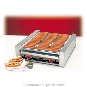 Connolly Roll-A-Grill by Nemco 8045SXN Hot Dog Grill