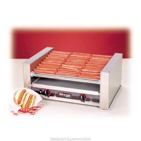 Connolly Roll-A-Grill by Nemco 8045W-SLT-220 Hot Dog Grill Roller-Type