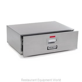 Connolly Roll-A-Grill by Nemco 8048-BW Bun Roll Warmer Free-Standing