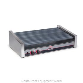 Connolly Roll-A-Grill by Nemco 8050SX-SLT-RC Hot Dog Grill