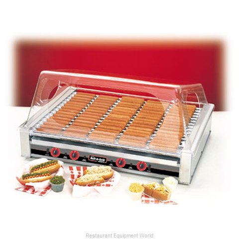 Connolly Roll-A-Grill by Nemco 8075 Hot Dog Grill Roller-Type