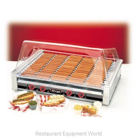 Connolly Roll-A-Grill by Nemco 8075SX Hot Dog Grill