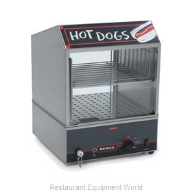 Connolly Roll-A-Grill by Nemco 8301 Hot Dog Steamer