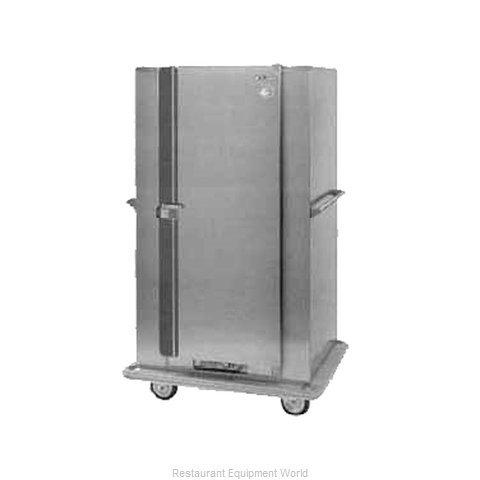 Carter-Hoffmann BB100 Banquet Cabinet Cart Heated