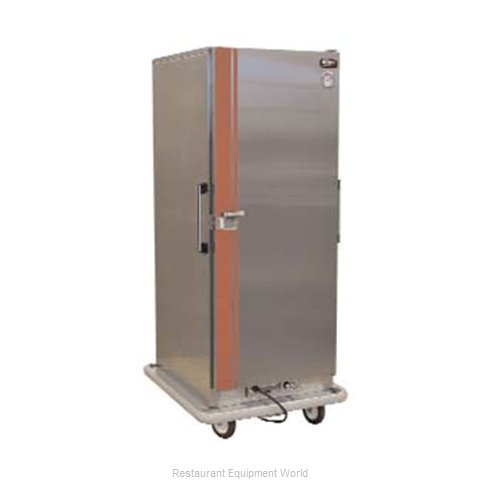 Carter-Hoffmann BB64 Banquet Cabinet Cart Heated