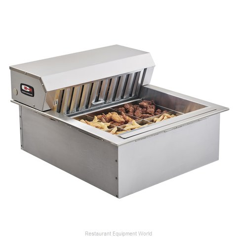 Carter-Hoffmann CNH12LP French Fry Warmer Bin Type