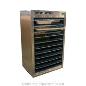 Carter-Hoffmann DF2620-5 Heated Cabinet, Countertop