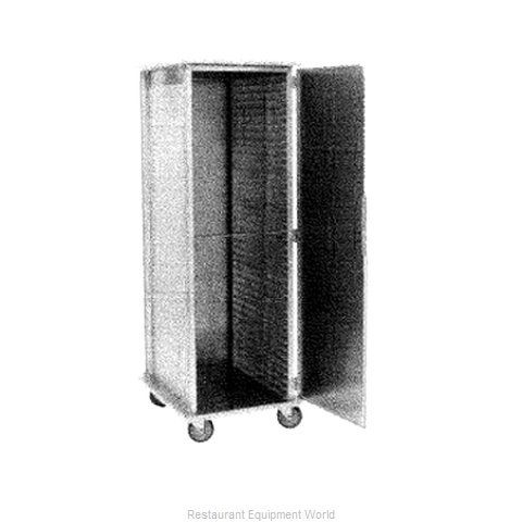 Carter-Hoffmann E8631 Bun Pan Rack Cabinet Mobile Enclosed