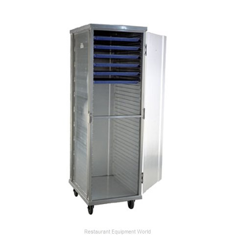 Carter-Hoffmann E8639 Bun Pan Rack Cabinet Mobile Enclosed