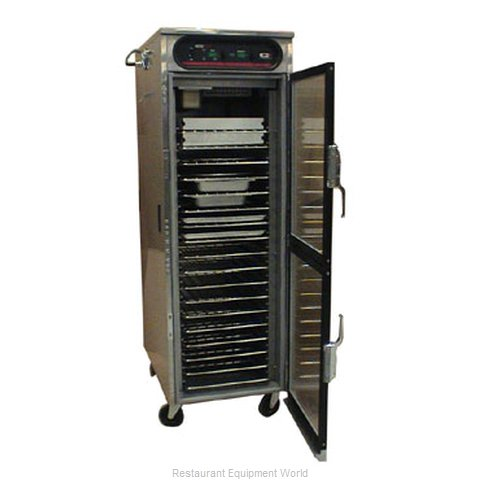 Carter-Hoffmann HL10-36 Heated Holding Cabinet Mobile Pizza