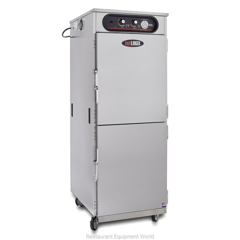 Carter-Hoffmann HL6-18 Heated Holding Cabinet Mobile (Magnified)