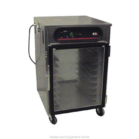 Carter-Hoffmann HL7-8 Heated Holding Cabinet Mobile Half-Height