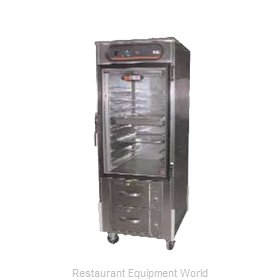 Carter-Hoffmann HL8-10-RW Heated Cabinet, Mobile