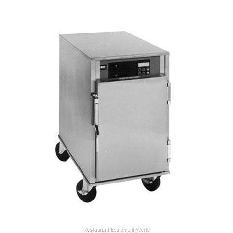 Carter-Hoffmann HL8-128 Heated Holding Cabinet Mobile Half-Height