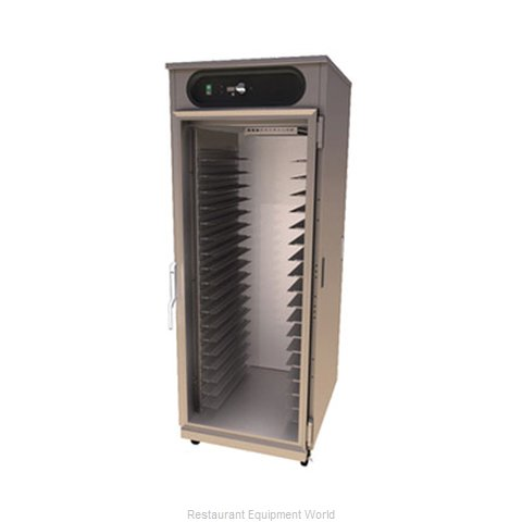 Carter-Hoffmann HL8-18 Heated Holding Cabinet Mobile