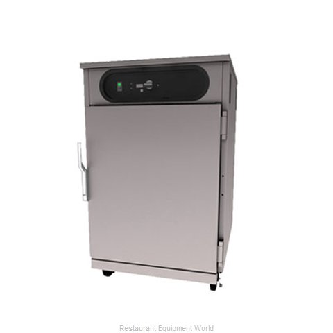 Carter-Hoffmann HL8-8 Heated Holding Cabinet Mobile Half-Height