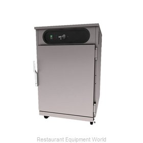Carter-Hoffmann HL8-8 Heated Cabinet, Mobile