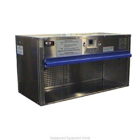 Carter-Hoffmann HP38 Plate Warmer Cabinet, Shelf/Wall Mount