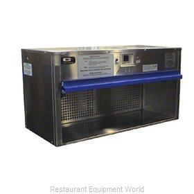 Carter-Hoffmann HP40 Plate Warmer Cabinet, Shelf/Wall Mount