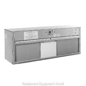 Carter-Hoffmann HP58 Plate Warmer Cabinet, Shelf/Wall Mount