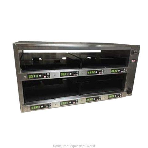 Carter-Hoffmann M212P-2T Heated Cabinet, Countertop