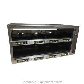 Carter-Hoffmann M223P-2T Heated Cabinet, Countertop