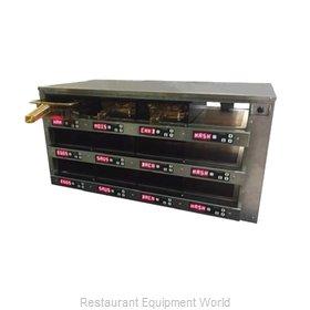 Carter-Hoffmann M343P-2T Heated Cabinet, Countertop