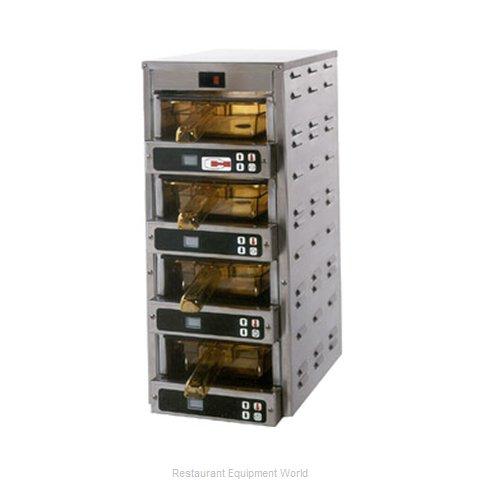 Carter-Hoffmann MC1W4H Heated Cabinet, Countertop