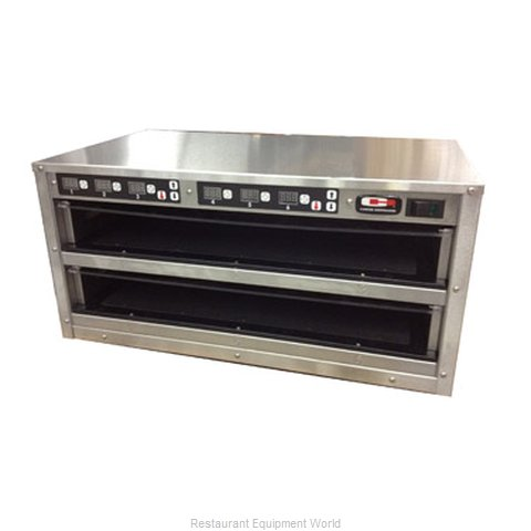 Carter-Hoffmann MC212GS-2T Heated Cabinet, Countertop