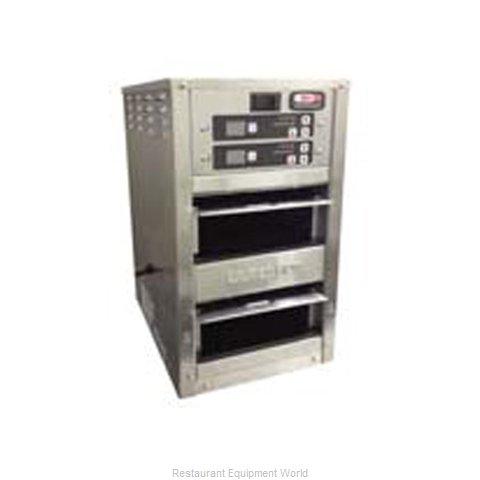 Carter-Hoffmann MC213GS-2T Heated Cabinet, Countertop