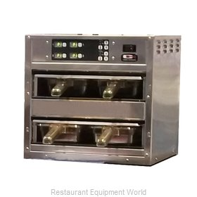 Carter-Hoffmann MC223GS-2T Heated Cabinet, Countertop