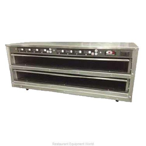 Carter-Hoffmann MC243GS-2T Heated Cabinet, Countertop
