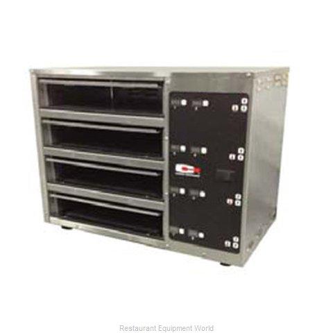 Carter-Hoffmann MC423GS-2T Heated Cabinet, Countertop