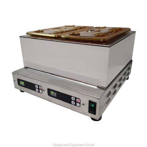 Carter-Hoffmann MT23-6 Heated Cabinet, Countertop