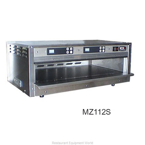 Carter-Hoffmann MZ212S-2 Holding Bin Heated for Multi-Product