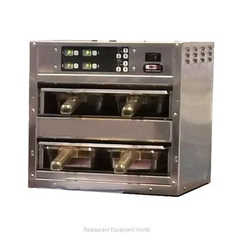 Carter-Hoffmann MZ223GS-2T Heated Cabinet, Countertop