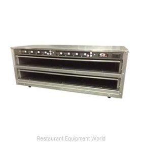 Carter-Hoffmann MZ243GS-2T Heated Cabinet, Countertop