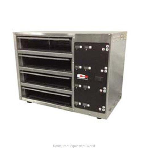 Carter-Hoffmann MZ423GS-2T Heated Cabinet, Countertop