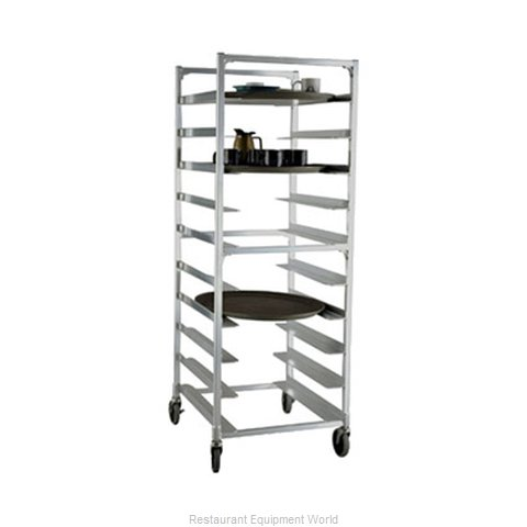 Carter-Hoffmann O1610 Rack Mobile Oval Tray Storage