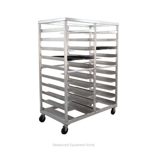 Carter-Hoffmann O1620 Rack Mobile Oval Tray Storage
