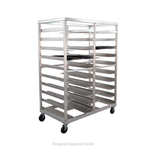 Carter-Hoffmann O1620 Oval Tray Storage Rack, Mobile