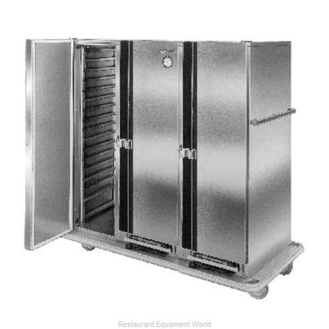 Carter-Hoffmann PH1250 Heated Cabinet, Mobile