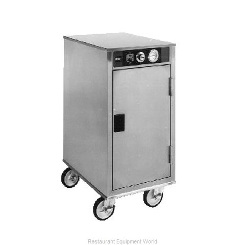 Carter-Hoffmann PH128 Heated Holding Cabinet Mobile Half-Height