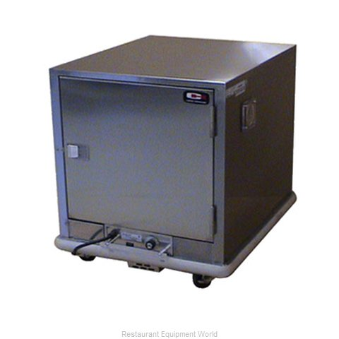 Carter-Hoffmann PH185 Heated Holding Cabinet Mobile Half-Height
