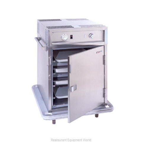 Carter-Hoffmann PH188 Heated Holding Cabinet Mobile Half-Height
