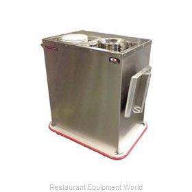 Carter-Hoffmann PH2S Dispenser, Plate Dish, Mobile