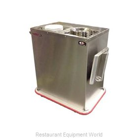 Carter-Hoffmann PH3S Dispenser, Plate Dish, Mobile
