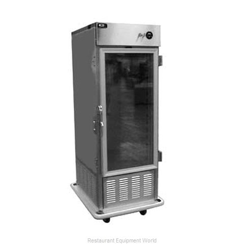 Carter-Hoffmann PHB495 Cabinet Mobile Refrigerated